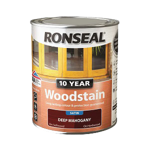 10 YEAR WOODSTAIN®