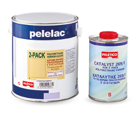 2-PACK POLYURETHANE VARNISH