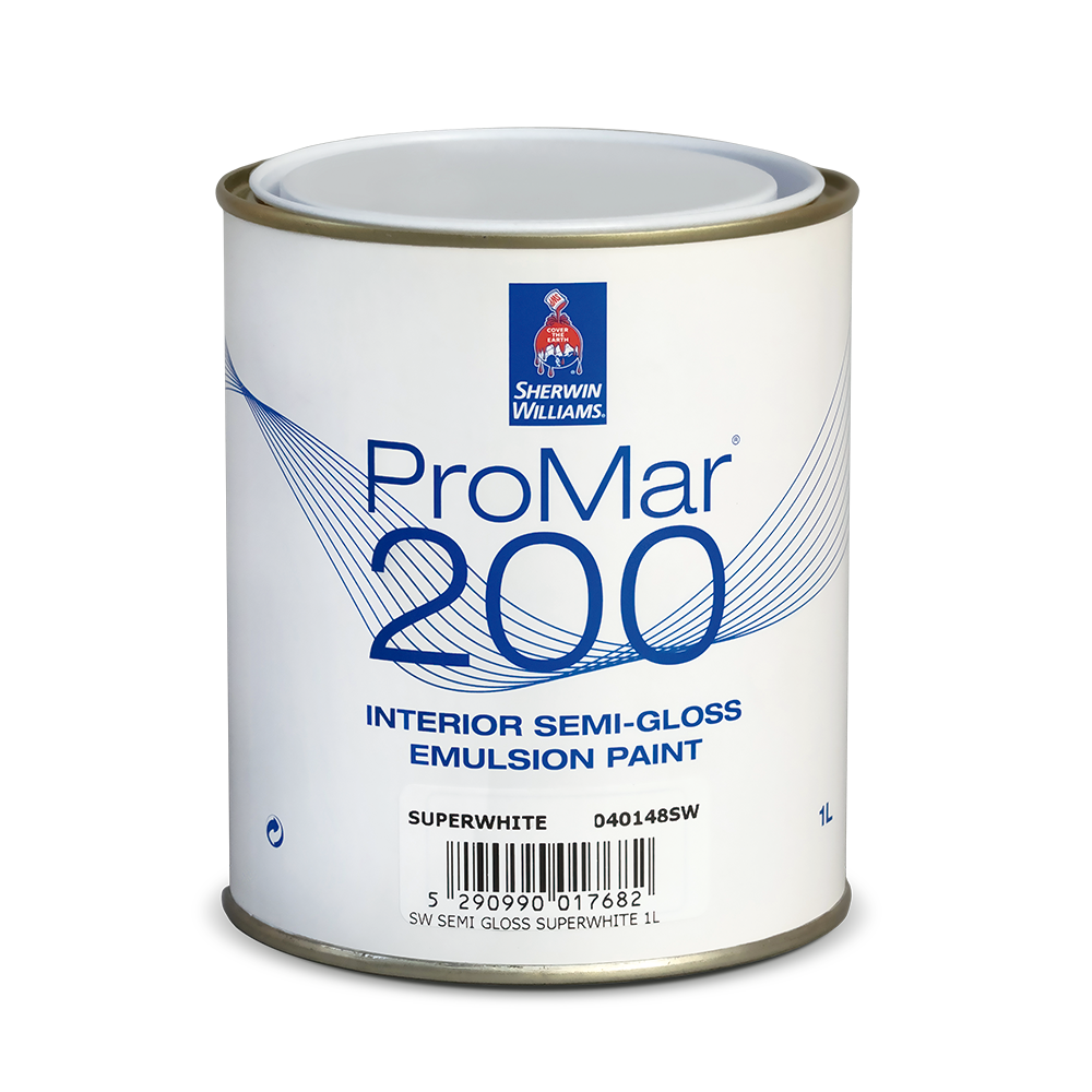 ProMar® 200 SEMI-GLOSS EMULSION