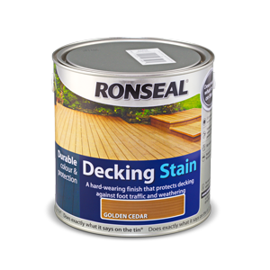 Products For Exterior Deck Care Ronseal 174
