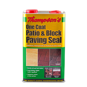 THOMPSONS® PATIO & BLOCK PAVING SEAL